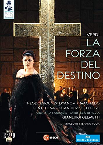 Tutto Verdi: La Forza del Destino (Teatro Regio di Parma) [Alemania] [DVD]