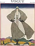 Theissen Vogue Vintage Pop Art Poster Print June 1920 -