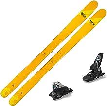 2020 DPS Wailer 100 RP Alchemist Skis w/Marker Griffon 13 ID Bindings