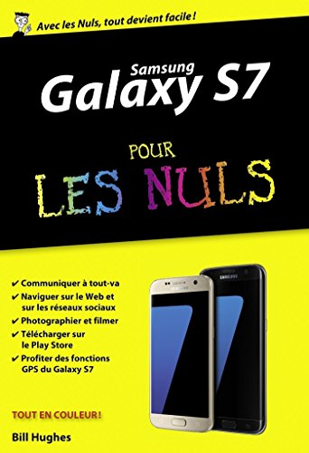 Samsung Galaxy S7 pour les Nuls poche (POCHE NULS) (French Edition ...