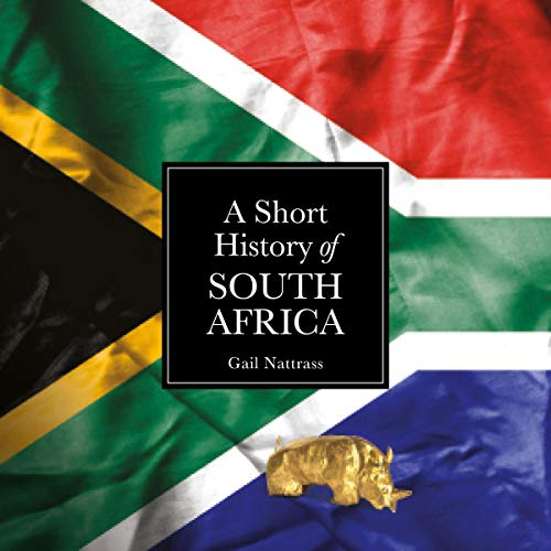 A Short History of South Africa audiobook cover art
