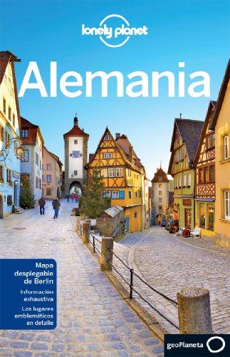 Alemania 5 (Guías de País Lonely Planet) [Idioma Inglés]