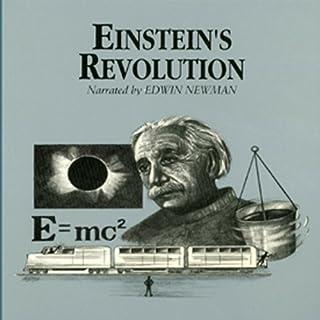 Einstein's Revolution audiobook cover art