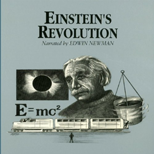 Einstein's Revolution audiobook cover art