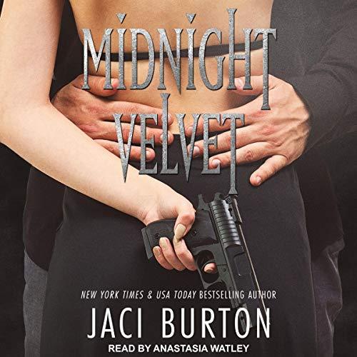 Midnight Velvet audiobook cover art
