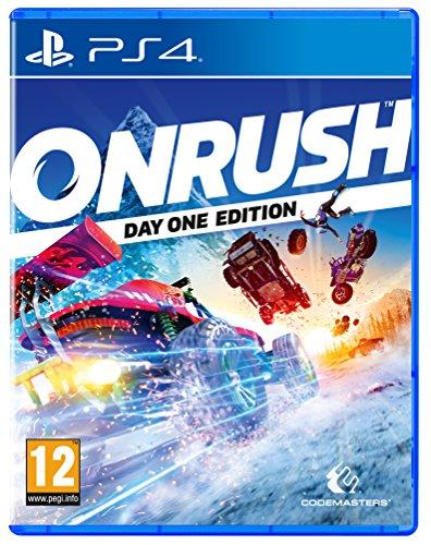 Deep Silver ONRUSH Day 1 Edition vídeo - Juego (PlayStation 4, Racing, Modo multijugador, E10 + (Everyone 10 +))