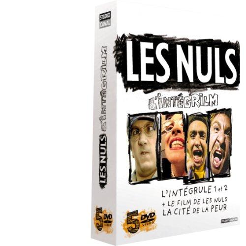 l'intégrilm-Coffret-Les Nuls, l'intégrule 1 & 2 + La cité de la Peur