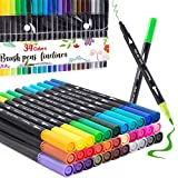 Best Marker Pens - Coloring Markers Pen, Dual Brush Tip Marker Review