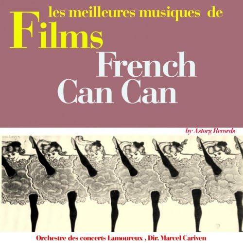 Orchestre des Concerts Lamoureux & Marcel Cariven