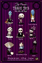 Tim Burton's Tragic Toys
