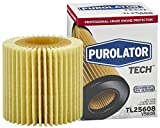 Purolator TL25608-12PK PurolatorTECH Cartridge Oil Filter, 12-Pack, 12 Pack