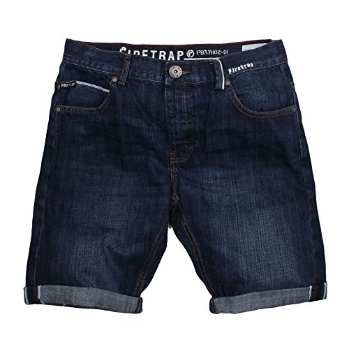 Firetrap Shorts Camley Denim S