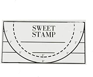 Sweet Stamp by AmyCakes Large PickUpPad for Embossing Cakes and Cupcakes
