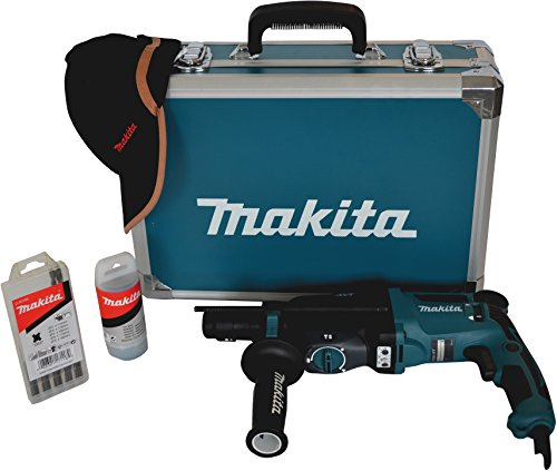 Makita HR2611FT13 Kombihammer Elektronik