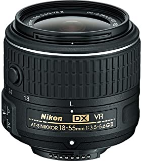 Nikon 18-55mm f/3.5-5.6G VR II AF-S White Box (Bulk...