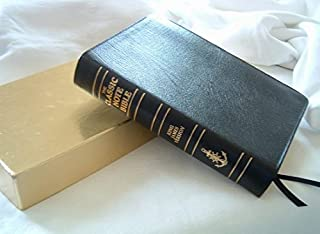 Anchor Classic Note Bible Interleaved