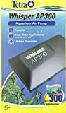 Tetra Whisper AP300 Aquarium Air Pump, for Deep Water Applications