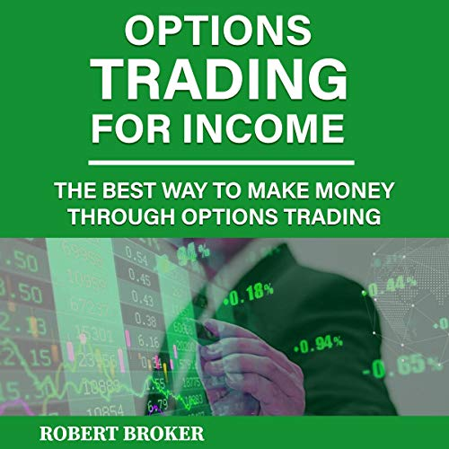 Option Trading for Income audiobook cover art