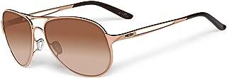 Caveat Women's Sunglasses - Rose Gold/VR50 Brown Gradient