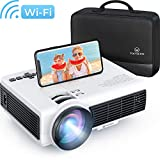VANKYO Leisure 3W Mini WiFi Projector with Smart Phone Synchronize, 1080P Supported, 3600