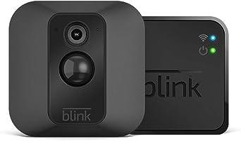 Blink XT Sistema de cámaras de seguridad con detección de movimiento, instalación en paredes, vídeo HD, 2 años de autonomía y almacenamiento en el Cloud - 1 cámara