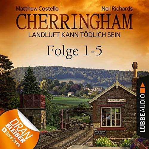 Cherringham - Landluft kann tödlich sein 1-5 cover art