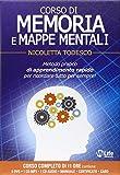 Corso di memoria e mappe mentali e CD Audio formato MP3. Con 6 DVD