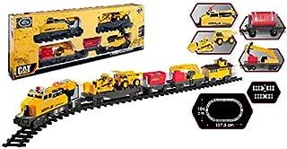 CAT Construction Express Train