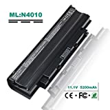 J1KND 04YRJH 9T48V Battery 11.1V 48WH Replacement for Dell Inspiron 17R 15R 14R Series N7010 N7110 N5010 N5030 N5040 N5110 N4010 N4050 N4110 M5010 M5030 Vostro 3550 3750 3450 Laptop
