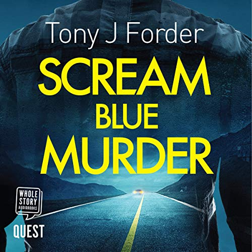 Scream Blue Murder  By  cover art