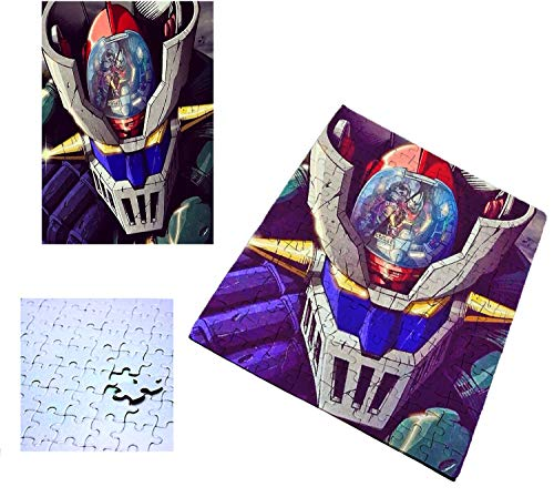 PUZZLE 120 PIEZAS MAZINGER Z rompecabezas educativo puzle