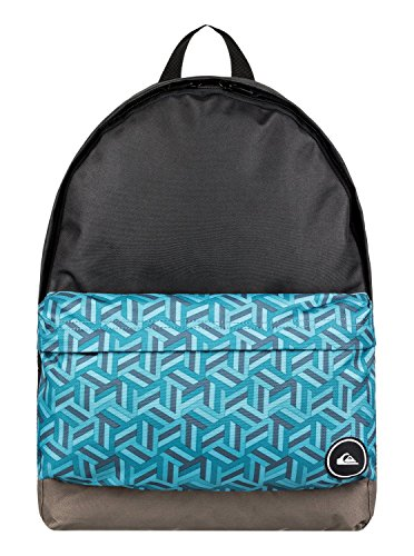 Quiksilver Everyday Poster, Zaino Uomo, Blu (Tapestry), 42 Centimeters