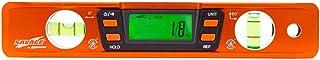 "Swanson SVT200 9"" Savage Aluminum Digital Torpedo Level with Neodymium Magnets"
