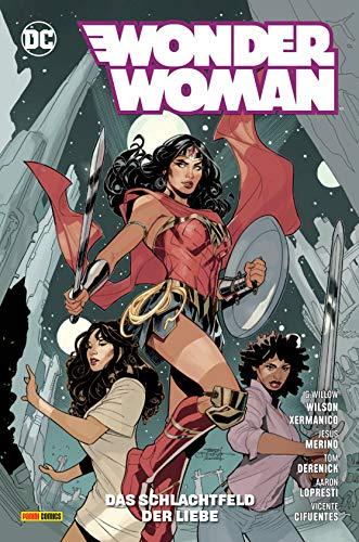 Wonder Woman: Bd. 11 (2. Serie): Das Schlachtfeld der Liebe