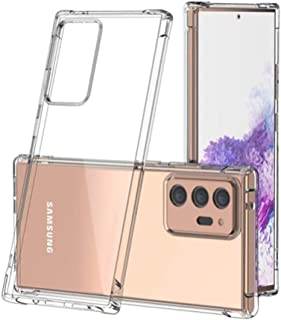 High Grade Quality TPU Transparent Bumper Shockproof Full Body Protective Case Cover For Samsung Galaxy Note 20 Ultra 5G