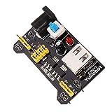Módulo electrónico MB102 Soldadura Spenboard + Fuente de alimentación + Kits de cable de puente MB-102 Equipo electrónico de alta precisión