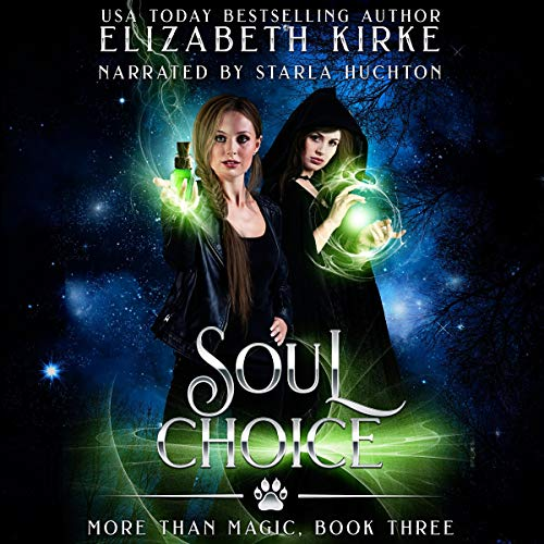 Soul Choice (More than Magic Book 3) cover art