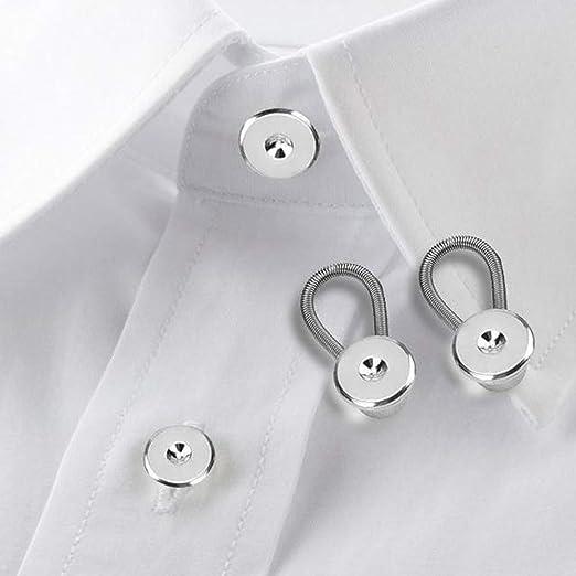 FBGood Extensiones de cuello – Botón de extensión de cuello ...