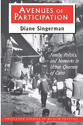 Avenues of Participation : Family, Politics, and Networks in Urban Quarters of Cairo