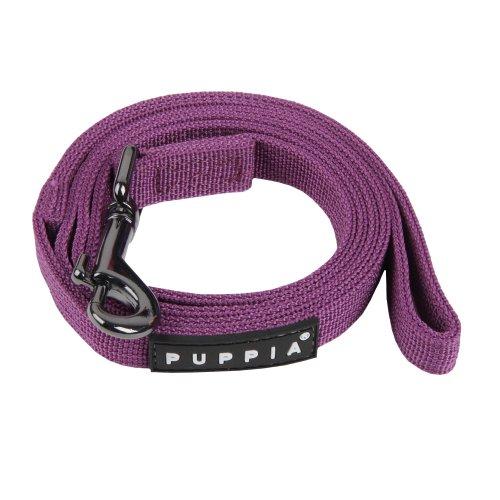 Puppia Laisse pour Chien Violet Taille S 116 cm 10 mm