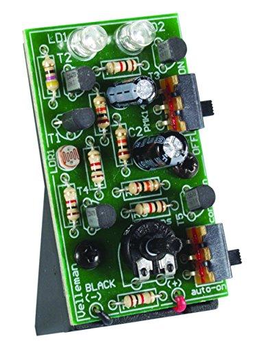 VELLEMAN - MK148 Minikits Dual Super Hell blinkende Lichter–Rot 840281