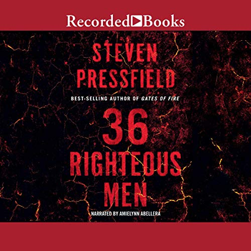 Couverture de 36 Righteous Men