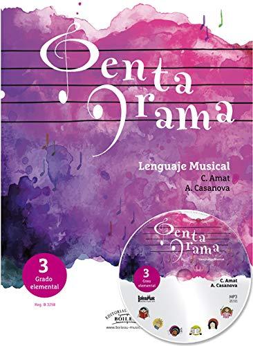 PENTAGRAMA LENGUAJE MUSICAL VOL.3 (Elemental) - NUEVA edición -
