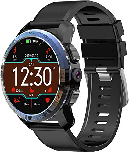 3GB 32GB Smartwatch Android 7.1 Dual System 800mAh WiFi Sport GPS 4G Smart Watch Teléfono para iOS Android C