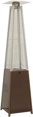 Hampton Bay 42,000 BTU Pyramid Patio Heater