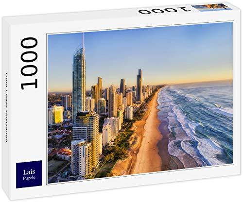 Puzzle Gold Coast Australia 1000 Piezas