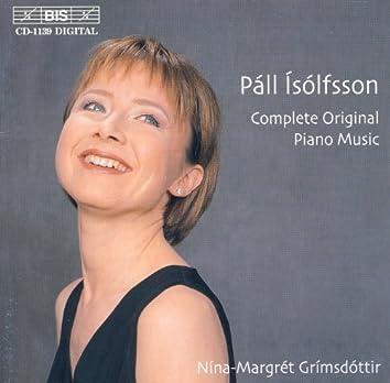 Isolfsson: Complete Original Piano Music