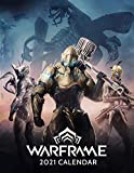 Warframe 2021 Calendar: Calendar For New Year With Size 8.5x 11 inches