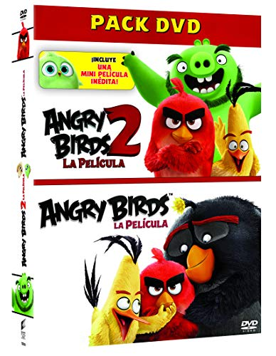 Angry Birds 1+2 (DVD)