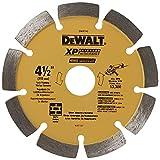 DEWALT Diamond Blade, Tuck Point, 4-1/2-Inch x 1/4-Inch (DW4740)